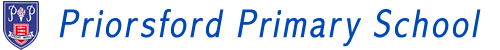 Priorsford Primary School Peebles logo